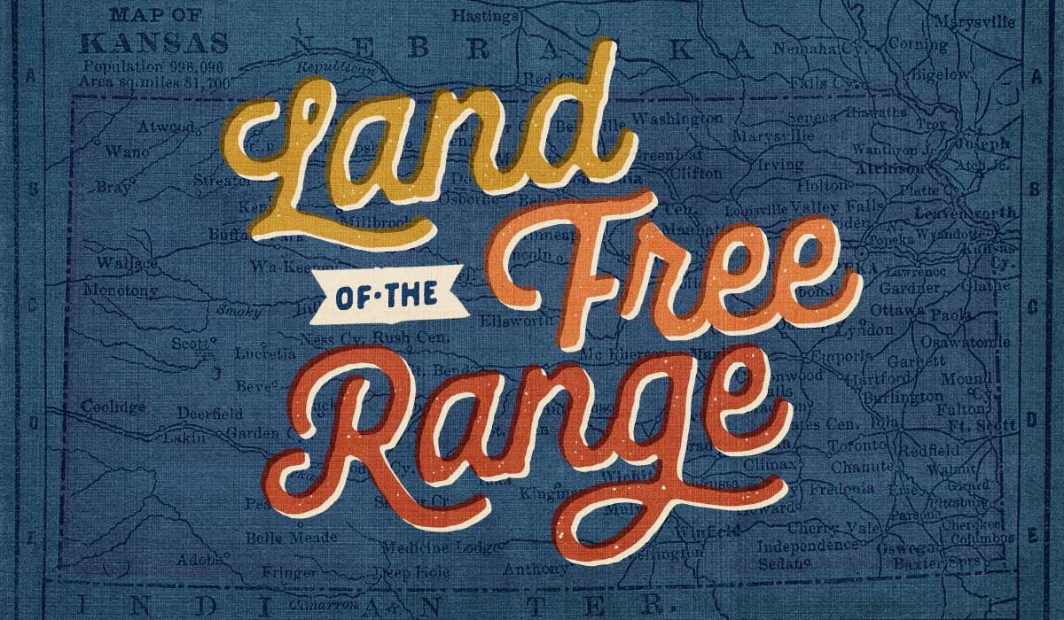 Land of the Free Range